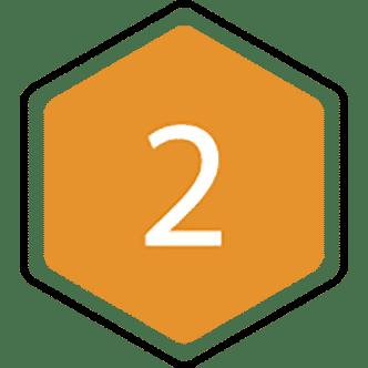 2 bijenraat icoon