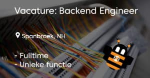 Vacature-Backend_Engineer