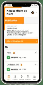Mobiel-notificatie
