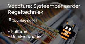 Vacature-Systeembeheerder-Regeltechniek